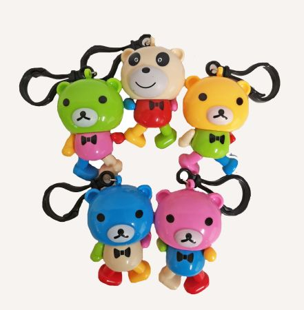 Animal Keyrings / Clip Ons