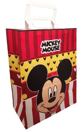 Large Mickey Mouse Party Bag